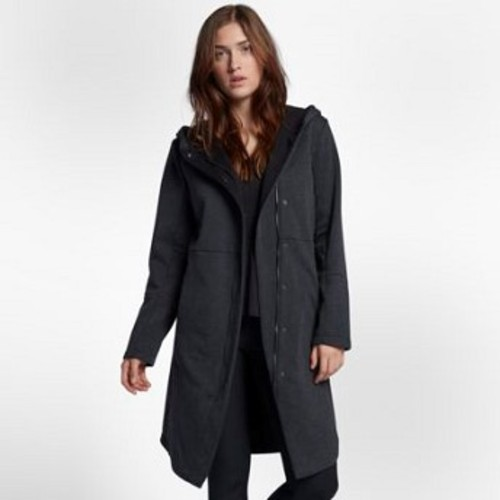 [해외] Hurley Therma Winchester Trench Black Heather (hurley-therma-winchester-trench-womens-fleece-jack)