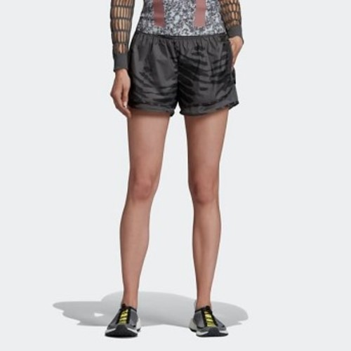 Womens adidas by Stella McCartney Run M20 Shorts [아디다스 반바지] Grey (EA2196)
