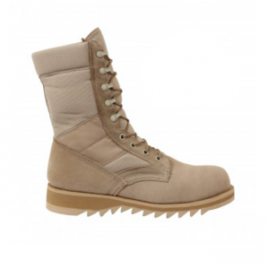 [해외]ROTHCO G.I TYPE RIPPLE SOLE DESERT TAN JUNGLE BOOTS  [로스코 부츠, 로스코 사막화]