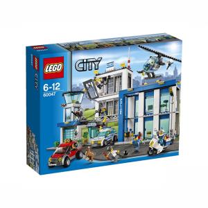 [해외]LEGO 시티 폴리스 스테이션 60047 [레고 장난감, 60047]