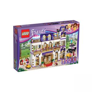 [해외]LEGO 프렌즈 하트레이크 그랜드호텔 41101 [레고 장난감, 60047]