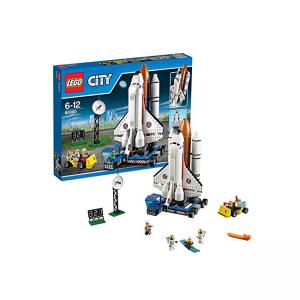 [해외]LEGO 시티 스페이스 포트 60080 [레고 장난감, 60080]