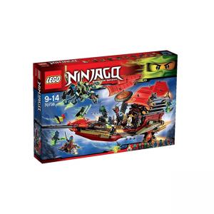 [해외]LEGO 닌자고 드래곤 전함 최후의 출격 70738 [레고 장난감, 70738]