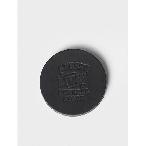 [해외] Stussy GS Leather Coaster Set Mens [스투시 코스터] (GS00230_NATL_1)