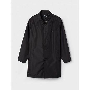 [해외] Stussy Long Coach Jacket Mens [스투시 후드, 스투시 자켓] (115305_BLAC_1)