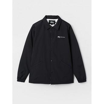 [해외] Stussy International Coach Jacket Mens [스투시 맨투맨] (115304_BLUE_1)