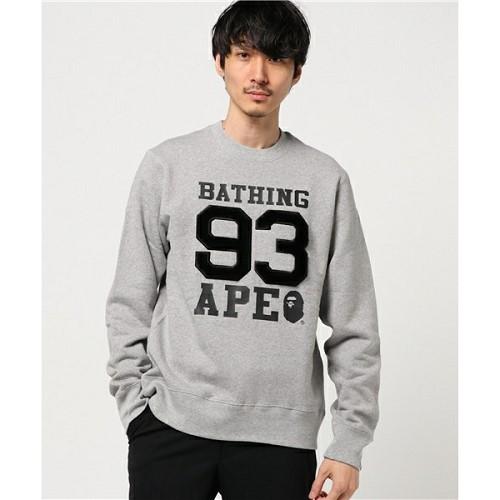 [해외]BAPE BOA BATHING APE 93 CREWNECK [베이프 긴팔 티셔츠] (022/15511022/15511022_18_D_125)