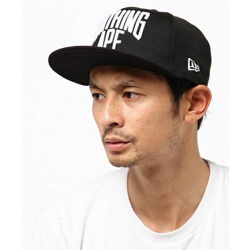[해외]BAPE NYC LOGO NEW ERA CAP [베이프 모자, 베이프 스냅백, 베이프 캠프캡] (589/14873589/14873589_8_D_125)