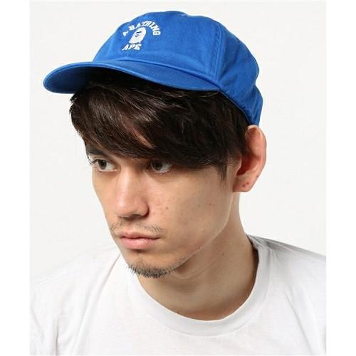 [해외]BAPE COLLEGE CAP [베이프 모자, 베이프 스냅백, 베이프 캠프캡] (988/13806988/13806988_34_D_125)