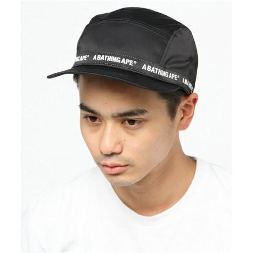 [해외]BAPE LOGO LINE JET CAP [베이프 모자, 베이프 스냅백, 베이프 캠프캡] (158/13199158/13199158_8_D_125)