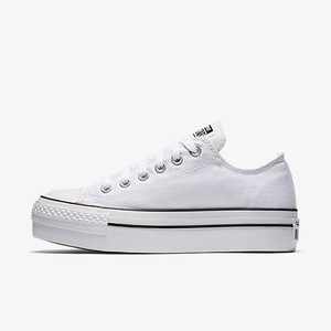 [해외] Converse Chuck Taylor All Star Platform Low Top (540265F-100)