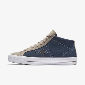 [해외] Converse CONS One Star Pro Speckled Suede Mid Top (155521C-467)