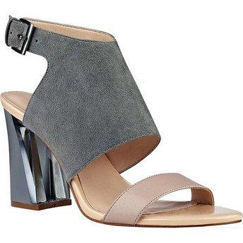 [해외] Nine West Moshpit Block Heel Sandal