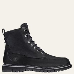 [해외] Timberland Mens Britton Hill Moc Toe Waterproof Boots [팀버랜드 부츠] (A1998001)