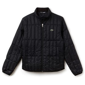 [해외] Lacoste Mens Lightweight Built-in Hood Quilted Down Packable Jacket [라코스테자켓] (BH7450_031_24)