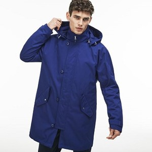 [해외] Lacoste Mens 3-in-1 Water-Resistant Quilted Hooded Parka [라코스테자켓] (BH7476_U0F_20)