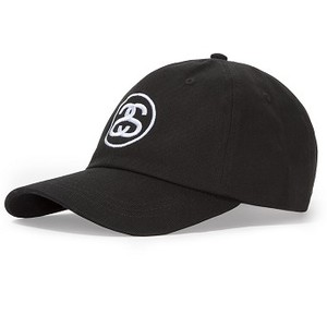 [해외] Stussy SS-LINK IDEA LOW PRO CAP Mens [스투시 모자, 스투시 볼캡] Black (331203_BLAC_1)