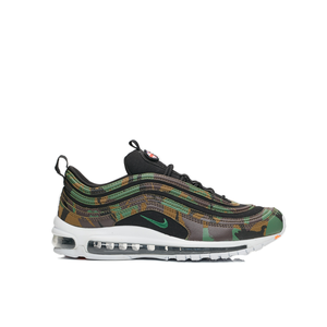 "[해외]NIKE Max 97 Premium QS ""Country Camo Pack""  Men's Raw Umber   [Aj2614-201]"