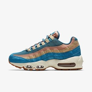 [해외] Nike Air Max 95 LX Smokey Blue/Mushroom/Particle Pink/Smokey Blue (AA1103-002)