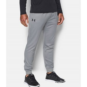 [해외] Underarmour Mens UA Storm Armour Fleece® Joggers [언더아머바지,언더아머운동복] (1280742-025)