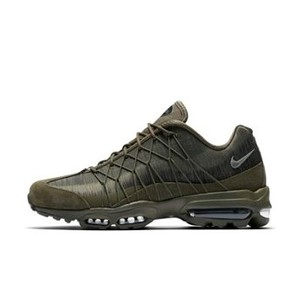 [해외] NIKE Nike Air Max 95 Ultra Jacquard [나이키운동화,나이키런닝화] Cargo Khaki/Black/Dark Stucco (749771-301)