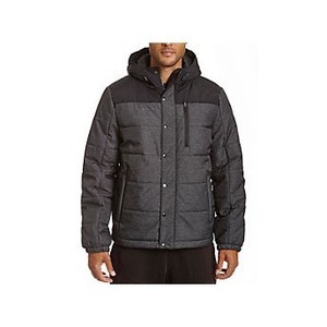 [해외] Champion Mens Technical Herringbone Quilted Puffer Jacket (CH2032)