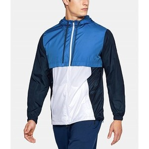 [해외] Underarmour Mens UA Sportstyle Windbreaker Jacket [언더아머자켓,언더아머운동복] (1306482-408)