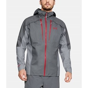 [해외] Underarmour Mens UA Atlas GORE-TEX® Active Jacket [언더아머자켓,언더아머운동복] Graphite (1319508-040)