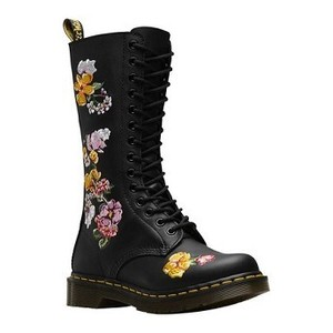 [해외] Dr. Martens Triumph 1914 W 14-Eye Boot [닥터마틴,닥터마틴8홀] Black Softy T Full Grain Leather (1853056)