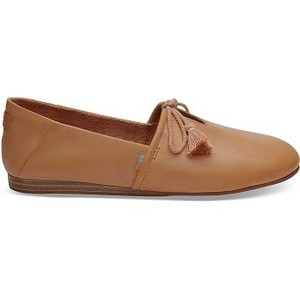 [해외] TOMS Honey Leather Womens Kelli Flats [탐스슬립온,탐스슈즈] (889556495931)