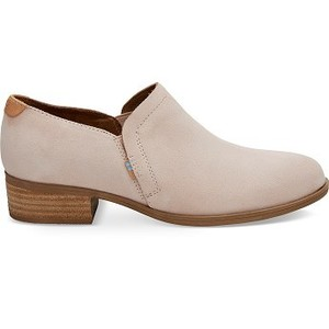 [해외] TOMS Blush Suede Womens Shaye Booties [탐스슬립온,탐스슈즈] (889556493920)