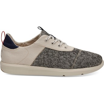 [해외] TOMS Birch Technical Knit Mens Cabrillo Sneakers [탐스슬립온,탐스슈즈] (889556502714)