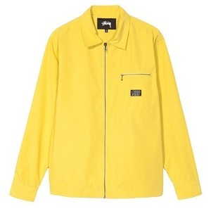 Surf Jacket Yellow (315118_YELO_1)