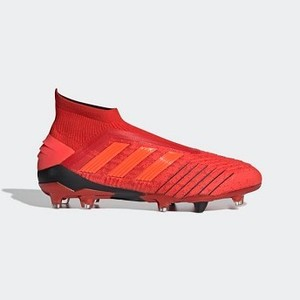 [해외] Soccer Predator 19+ Firm Ground Cleats [아디다스 축구화] Active Red/Solar Red/Core Black (BC0547)