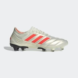 [해외] Soccer Copa 19.1 Firm Ground Cleats [아디다스 축구화] Off White/Solar Red/Core Black (BB9185)