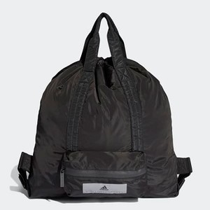 [해외] Womens adidas by Stella McCartney Gym Sack [아디다스 백팩] Black/Black (DT5420)