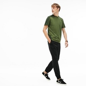[해외] Mens Lacoste Motion Water-Resistant Chinos [라코스테 바지] Black (HH4495-51)
