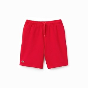 [해외] Mens SPORT Tennis Fleece Shorts [라코스테 바지] Red (GH2136-51)