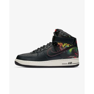 [해외] Nike Air Force 1 High 07 LV8 [나이키 하이탑] Black/Red Orbit/Summit White/Black (CI2304-001)
