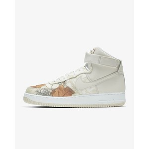 [해외] Nike Air Force 1 High 07 LV8 3 Realtree® [나이키 하이탑] White/Light Bone (AO2410-100)