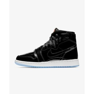 [해외] Air Jordan 1 Rebel XX [에어 조던] Black/Infrared 23/White/Black (AR5599-001)