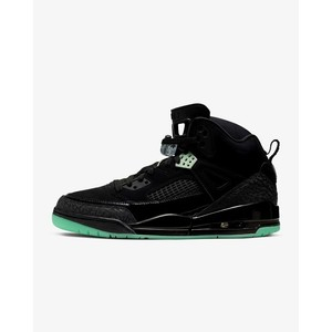 [해외] Jordan Spizike [에어 조던] Black/Anthracite/Green Glow (315371-032)
