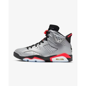 [해외] Air Jordan 6 Retro SP [에어 조던] Reflect Silver/Black/Infrared (CI4072-001)