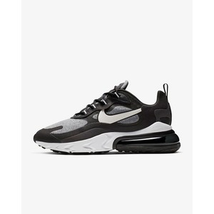 [해외] Nike Air Max 270 React [나이키 운동화] Black/Off Noir/Vast Grey (AO4971-001)