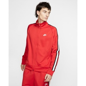 [해외] Nike Sportswear N98 [나이키 자켓] University Red/White (AR2244-657)