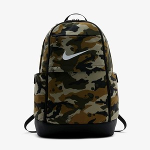 [해외] Nike Brasilia [나이키 백팩] Neutral Olive/Black/White (BA5893-209)