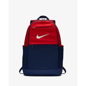 [해외] Nike Brasilia [나이키 백팩] University Red/Blue Void/White (BA5892-658)
