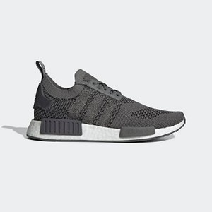 Mens Originals NMD_R1 Primeknit Shoes [아디다스 운동화] Ash/Ash/Grey (EE3650)