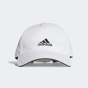Training C40 Climalite Hat [아디다스 볼캡] White/Black/Black (CG1780)