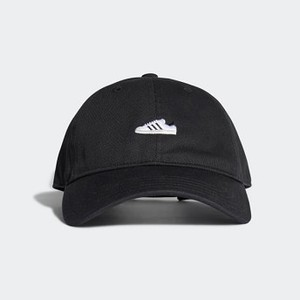 Originals SST Cap [아디다스 볼캡] Black/White (ED8028)